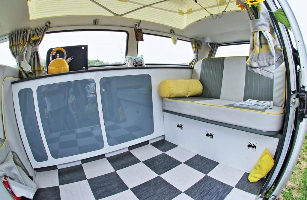 1971 VW bay window Westfalia Crossover For Sale (picture 1 of 6)