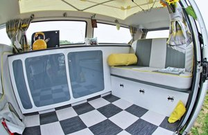 1971 VW bay window Westfalia Crossover For Sale