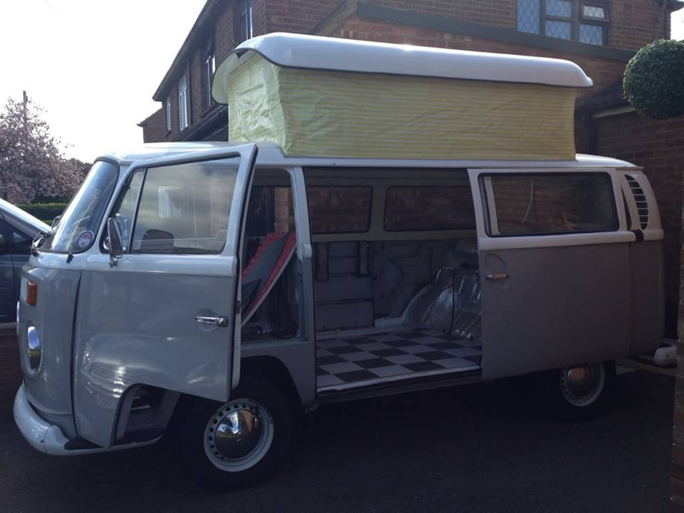 1971 VW bay window Westfalia Crossover For Sale (picture 5 of 6)
