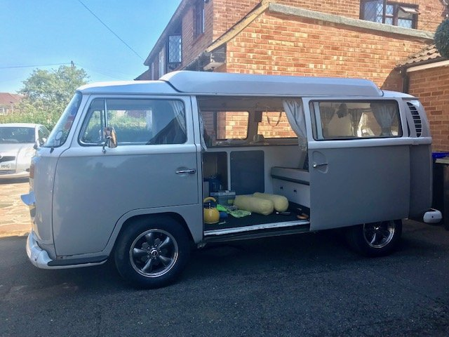 1971 VW bay window Westfalia Crossover For Sale (picture 6 of 6)