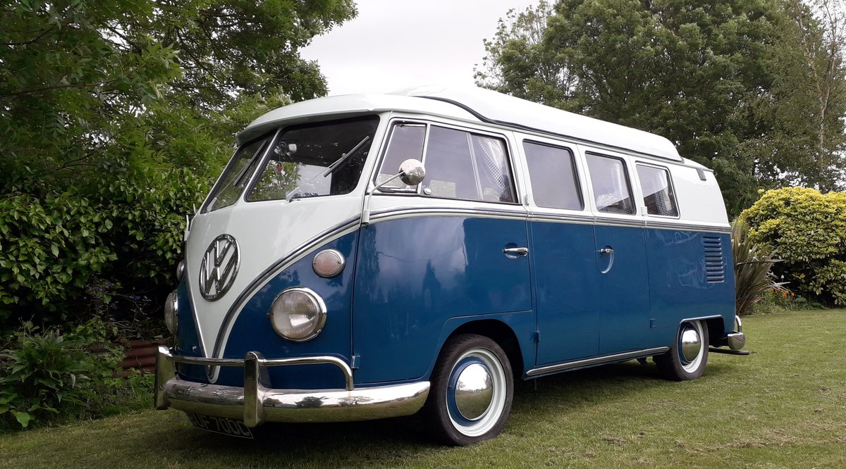 1965 VW Splitscreen Camper For Sale (picture 2 of 6)