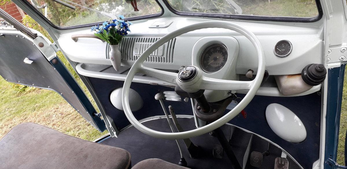 1965 VW Splitscreen Camper For Sale (picture 4 of 6)