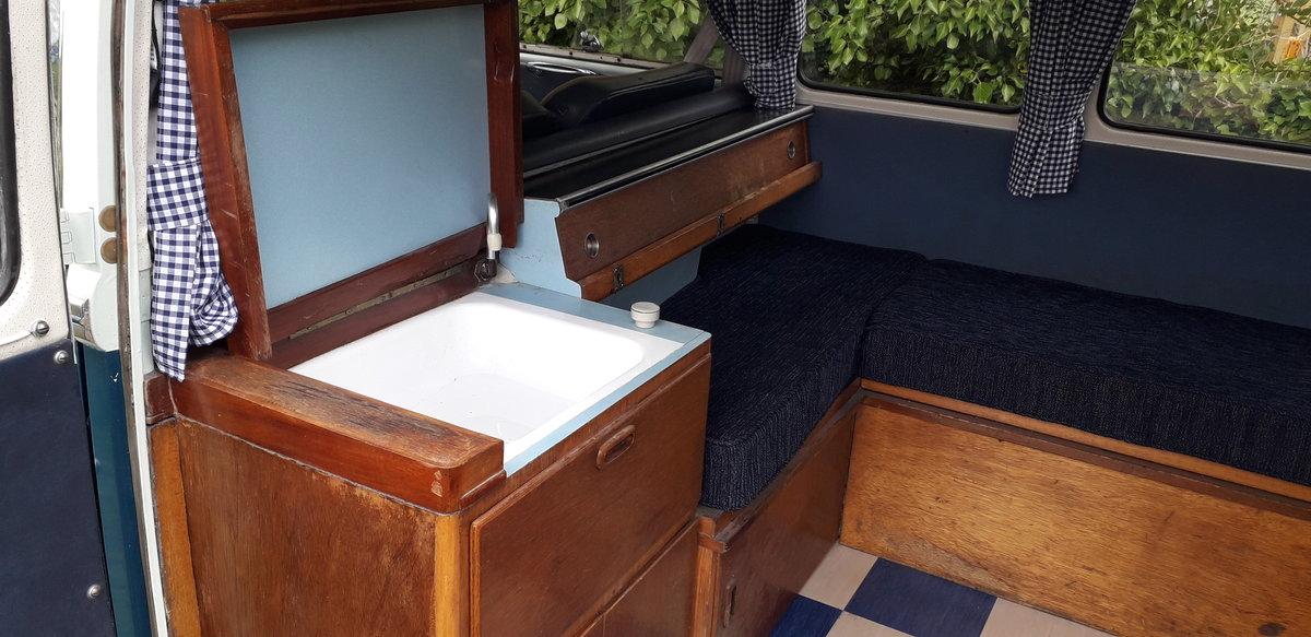 1965 VW Splitscreen Camper For Sale (picture 6 of 6)