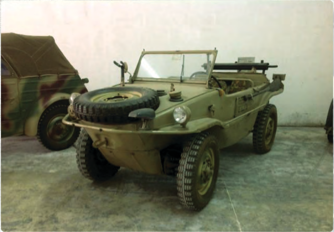 Jeep Willys For Sale >> 1943 German WW2 Schwimmwagen - Amphibious vehicle For Sale ...