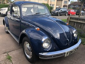 VERY RARE Volkswagen Beetle Semi-Automatic 1970 For Sale