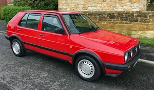 1990 VW Golf MKII Driver 1.6 For Sale