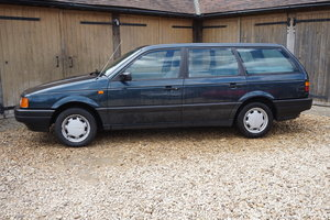1993 VW PASSAT ESTATE 2.0 CL 60,000 MILES 1 PREVIOUS OWNER For Sale