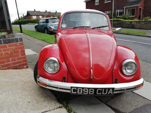 1200 Beetle velvet limited edition 1985 LHD  For Sale