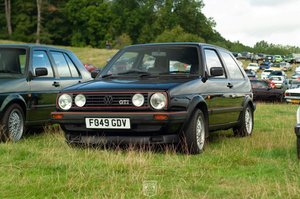 1988 Golf GTI 8v for sale