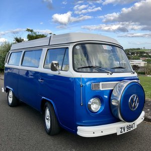 VW Campervan T2 Bay 1979 RHD Fully Restored Beauty For Sale