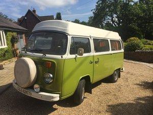 1979 Volkswagen Devon moonracker classic camper Van For Sale