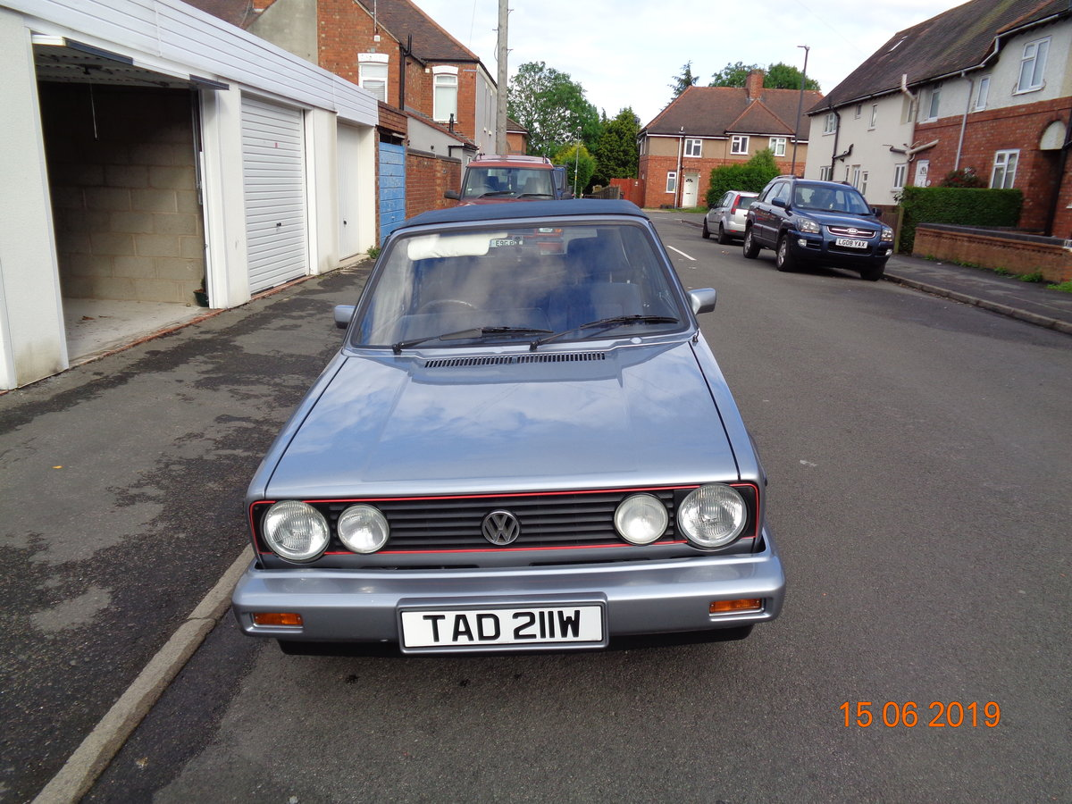 1981 Golf Gti Mk1 For Sale (picture 1 of 6)