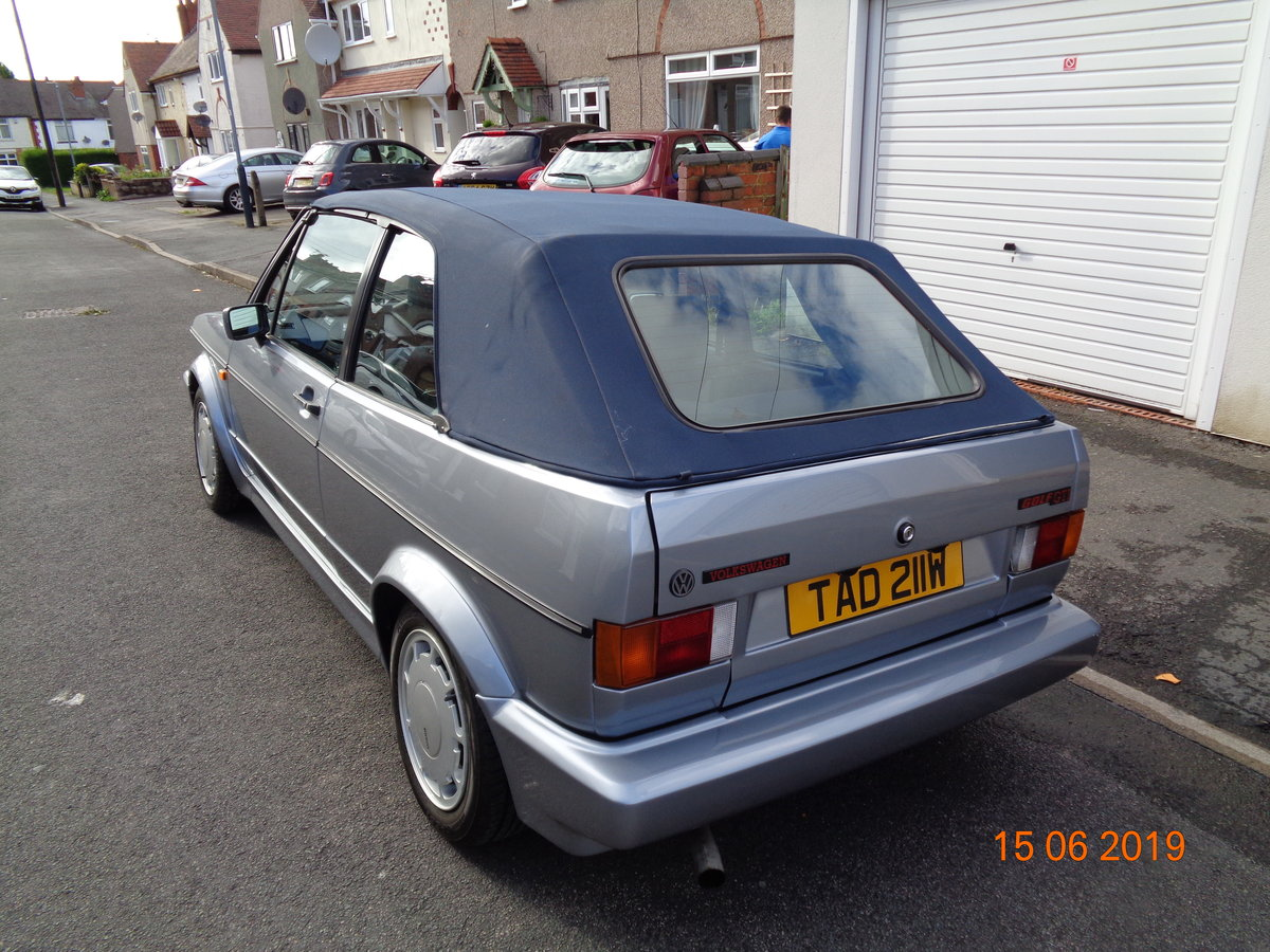 1981 Golf Gti Mk1 For Sale (picture 4 of 6)