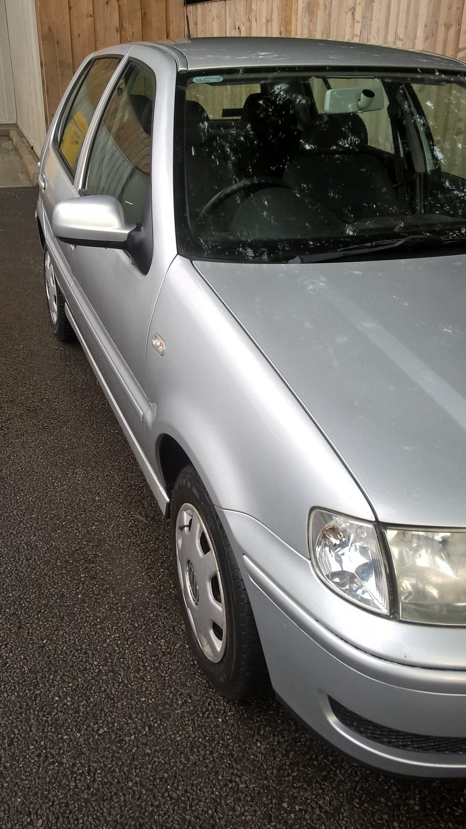 2001 VW Polo 1.4 'Match', 24K miles, 31.5.2020 MOT For Sale (picture 4 of 6)