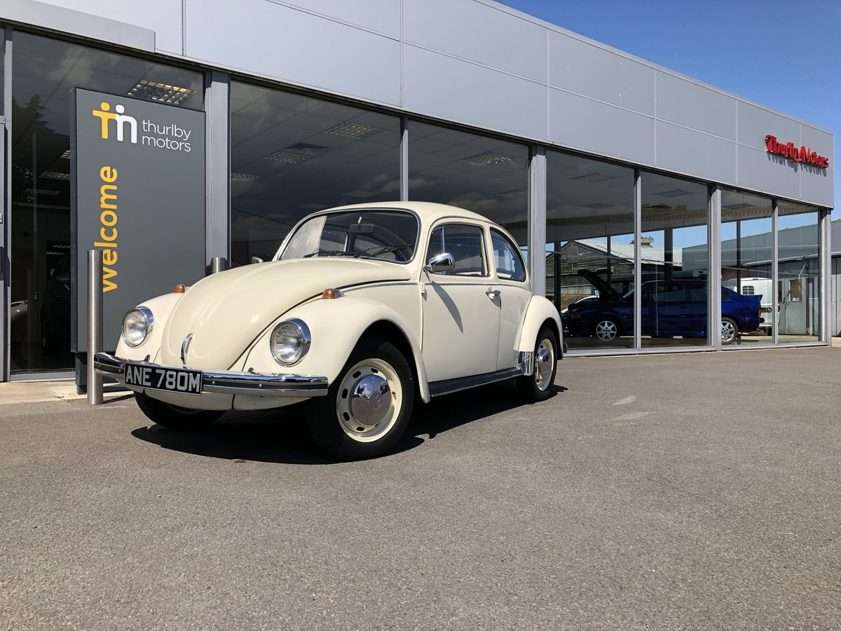 1974 VW BEETLE 1200 For Sale (picture 1 of 5)