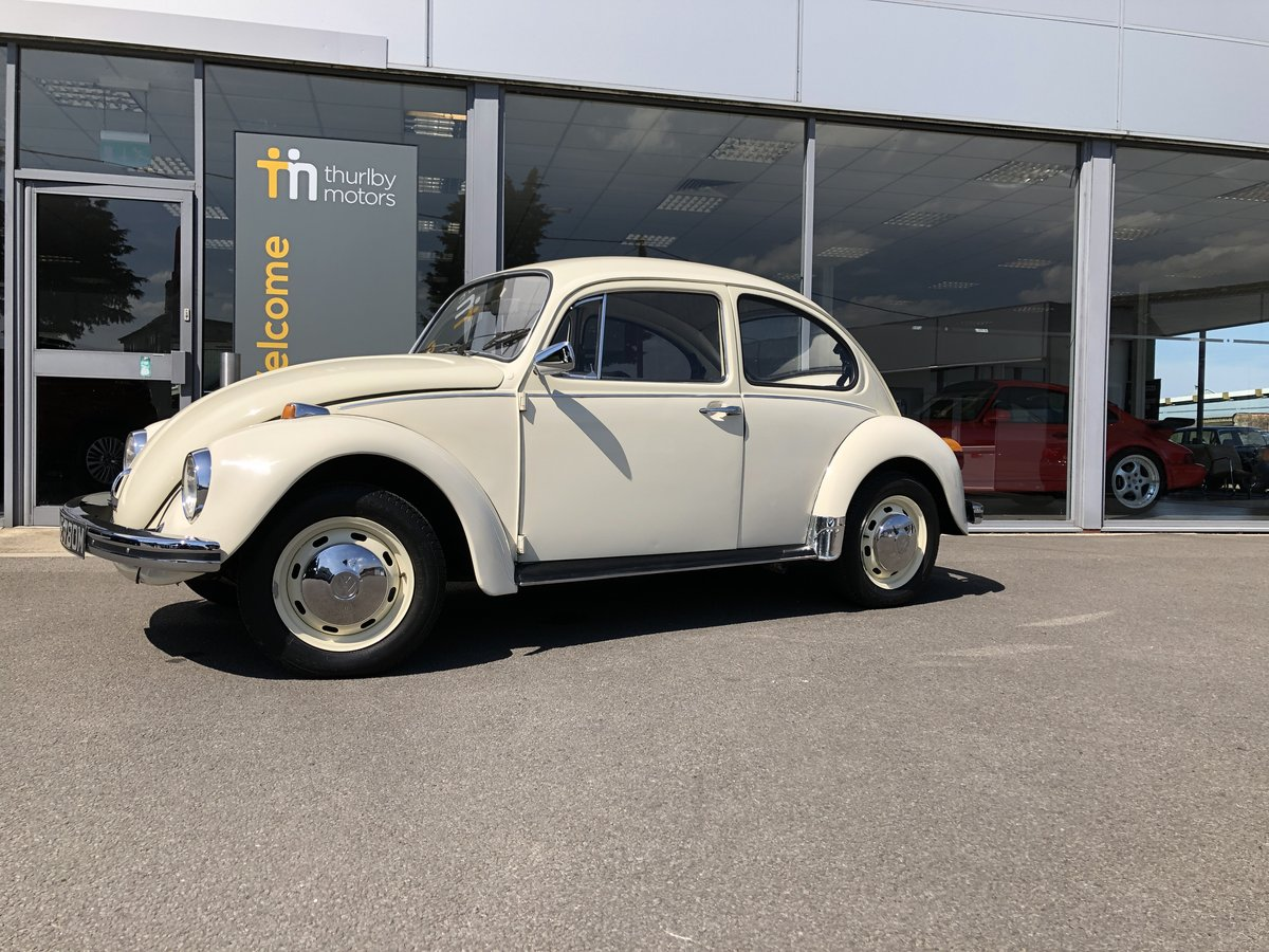 1974 VW BEETLE 1200 For Sale (picture 2 of 5)