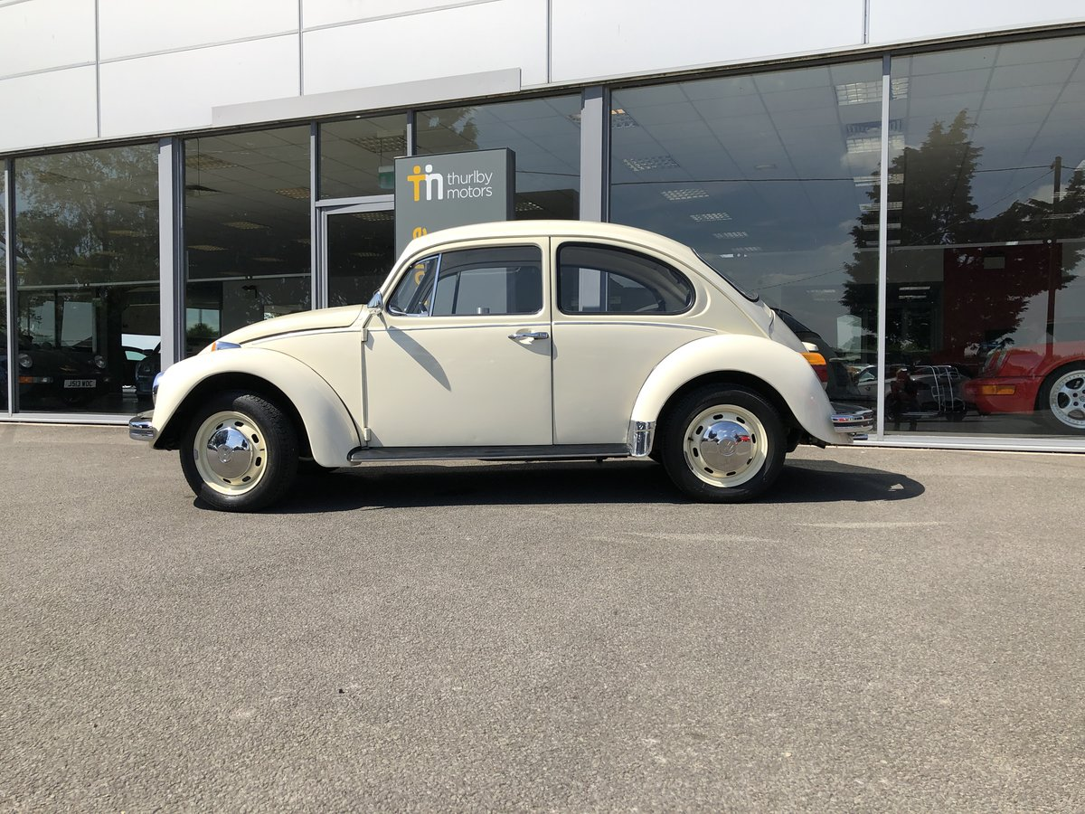 1974 VW BEETLE 1200 For Sale (picture 3 of 5)