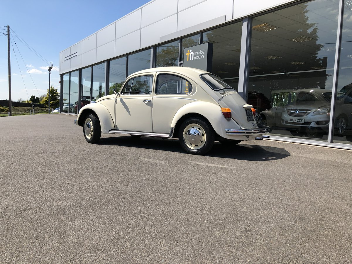 1974 VW BEETLE 1200 For Sale (picture 4 of 5)