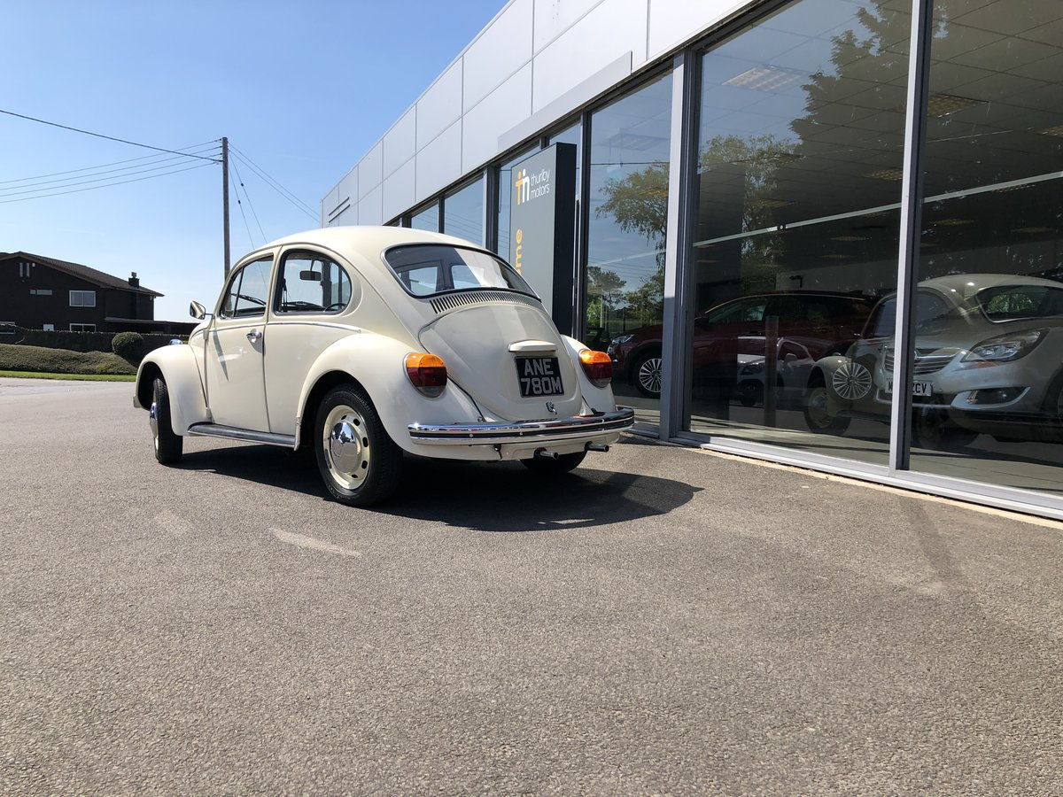 1974 VW BEETLE 1200 For Sale (picture 5 of 5)