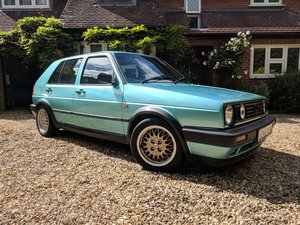 1991 Volkswagen-Golf-GTI-Mk2-One of a Kind For Sale