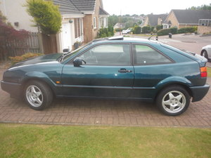 1993 STUNNING LOW MILEAGE VW CORRADO VR6 SOLD