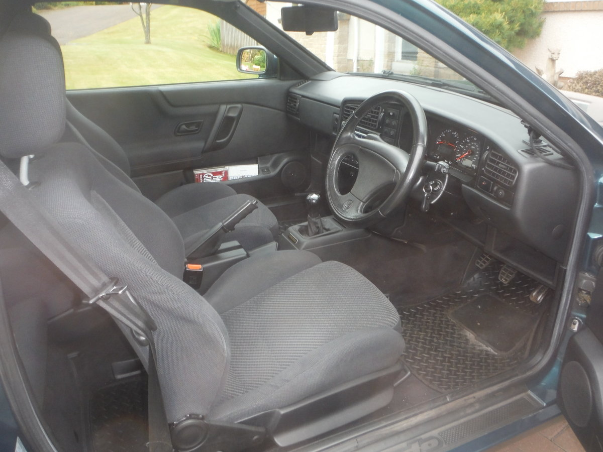 1993 STUNNING LOW MILEAGE VW CORRADO VR6 SOLD (picture 4 of 6)