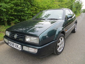 1995 Volkswagen Corrado Vr6, 2 owners un modifed.... For Sale