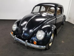Volkswagen Kever brill 1952  For Sale by Auction