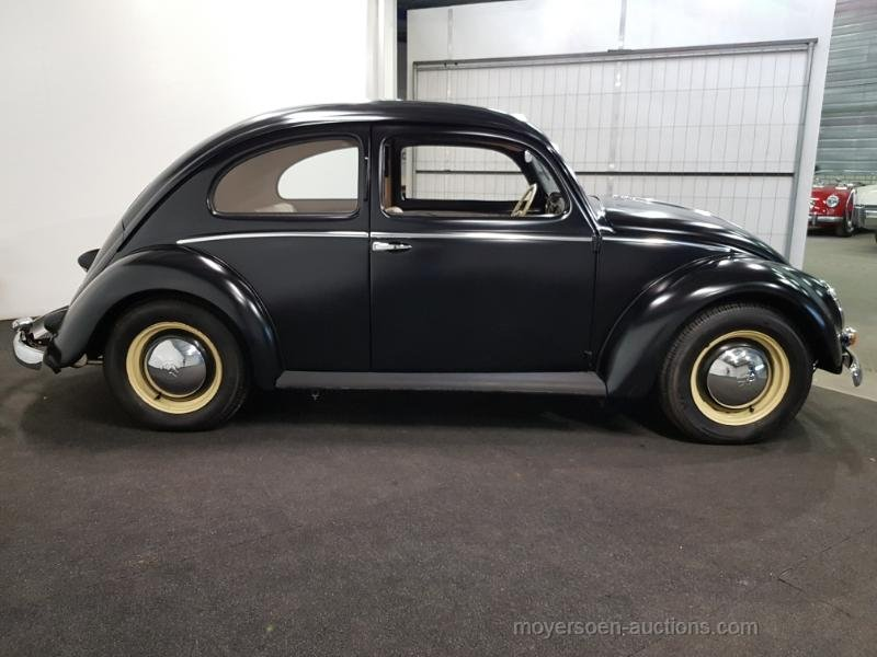 Volkswagen Kever brill 1952  For Sale by Auction (picture 2 of 6)