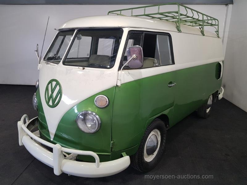Volkswagen T1 1966  For Sale by Auction (picture 1 of 6)