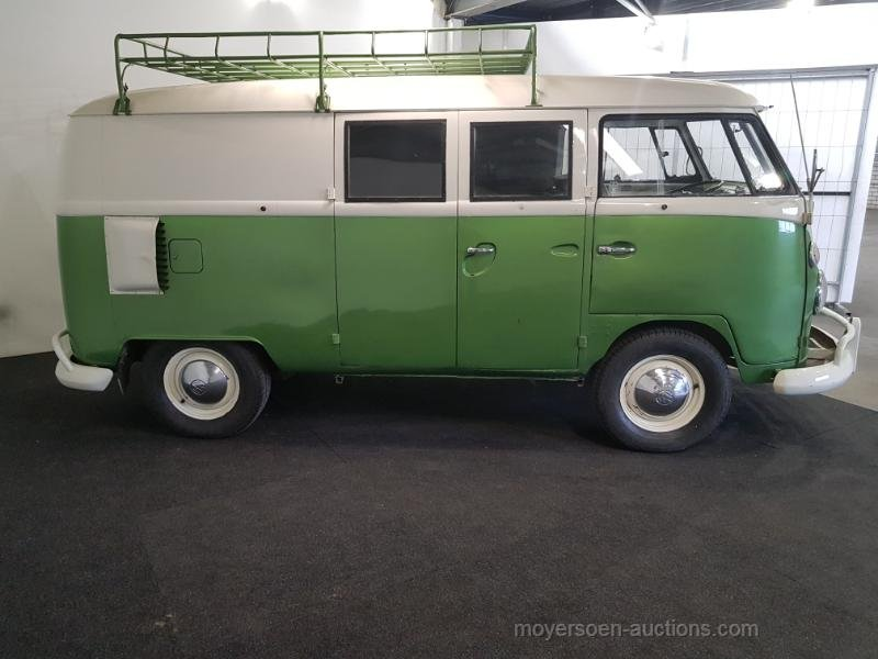 Volkswagen T1 1966  For Sale by Auction (picture 2 of 6)
