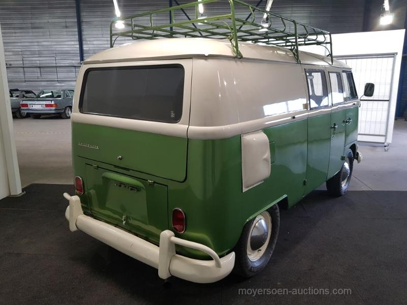 Volkswagen T1 1966  For Sale by Auction (picture 3 of 6)