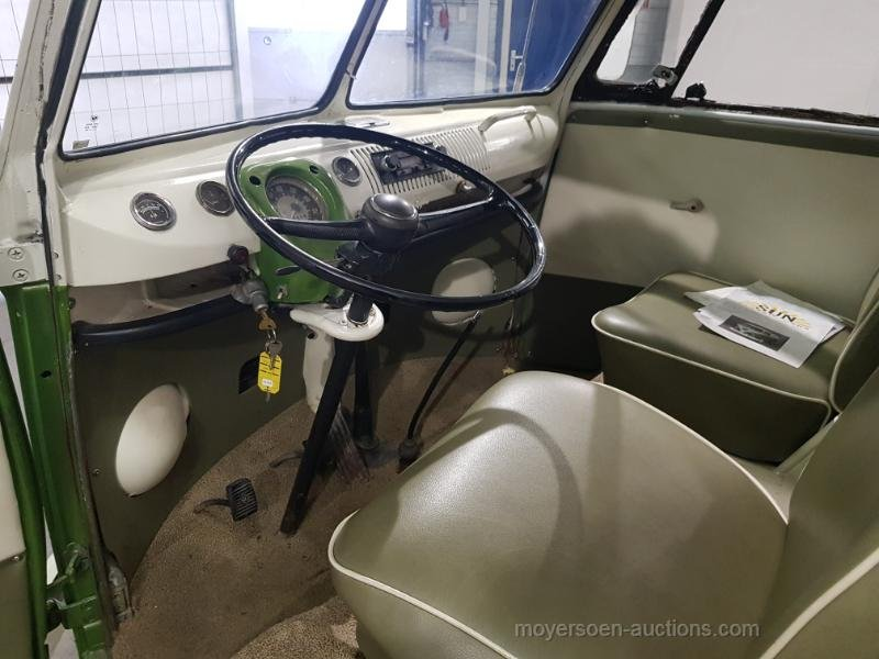 Volkswagen T1 1966  For Sale by Auction (picture 4 of 6)