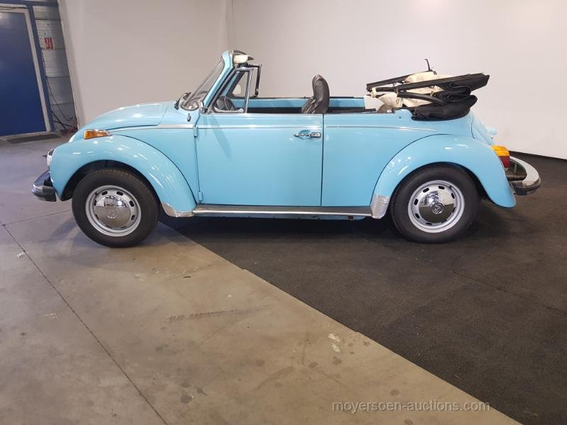 Volkswagen Kever Cabrio 1974  For Sale by Auction (picture 2 of 6)