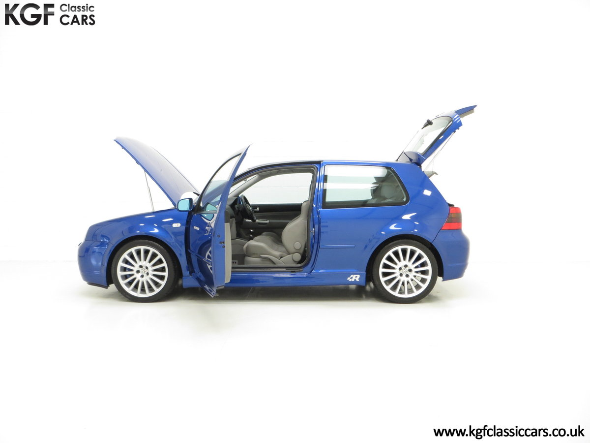2003 The Ultimate Volkswagen Golf R32 with 6,337 Miles SOLD (picture 3 of 6)
