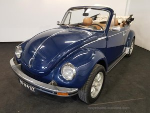 Volkswagen Kever Cabrio 1973  For Sale by Auction