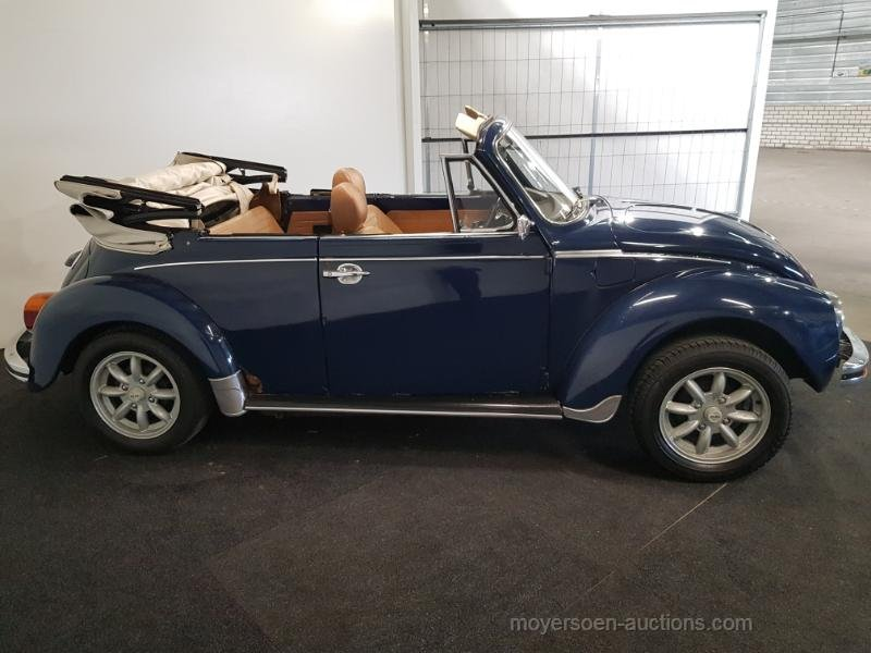 Volkswagen Kever Cabrio 1973  For Sale by Auction (picture 2 of 6)