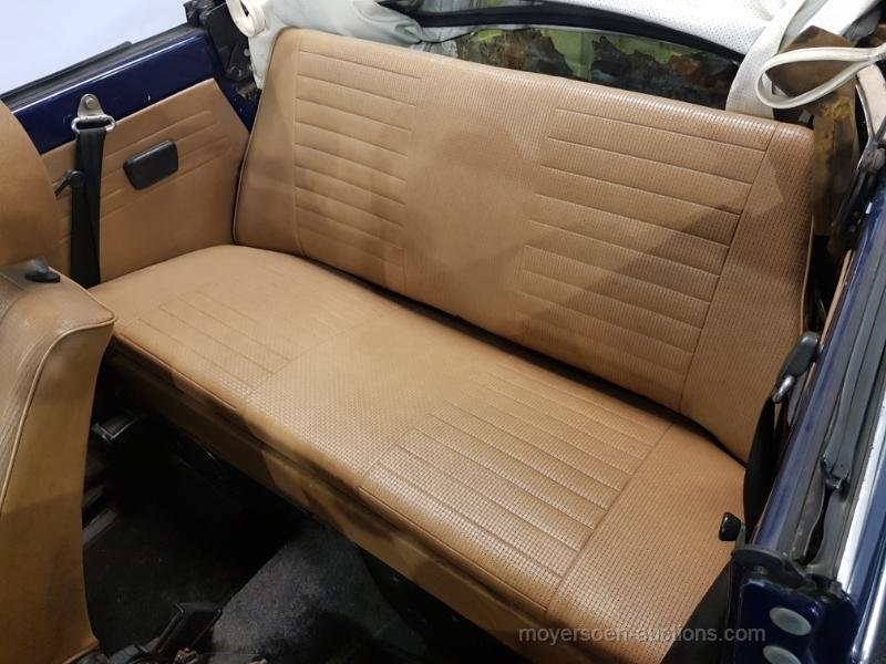 Volkswagen Kever Cabrio 1973  For Sale by Auction (picture 5 of 6)