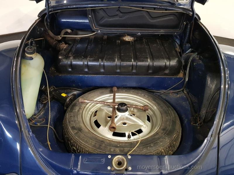 Volkswagen Kever Cabrio 1973  For Sale by Auction (picture 6 of 6)