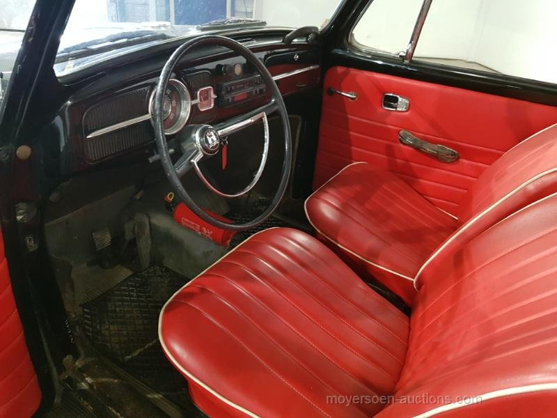 Volkswagen Kever 1967  For Sale by Auction (picture 5 of 6)