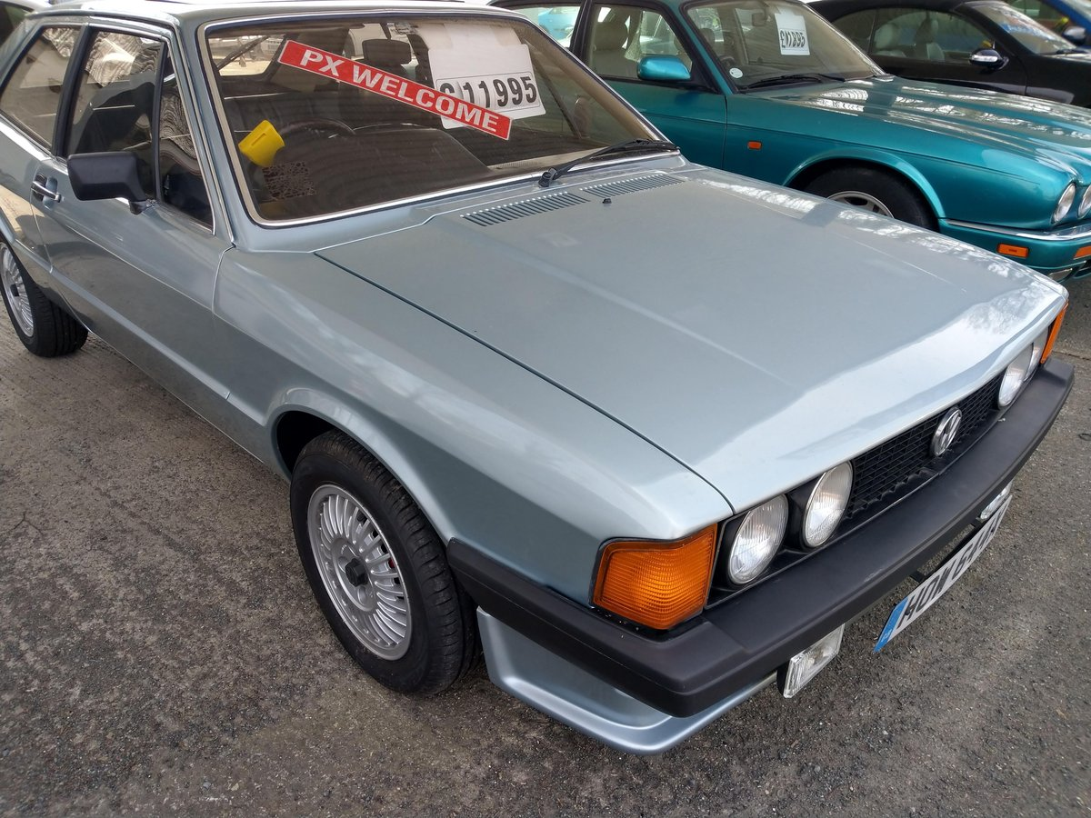 1980 MK1 Scirocco Storm  SOLD (picture 1 of 6)