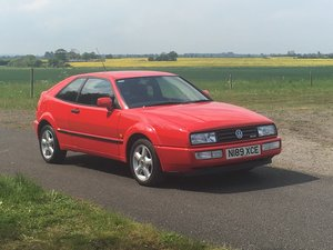 1995 VOLKSWAGEN CORRADO 16V For Sale