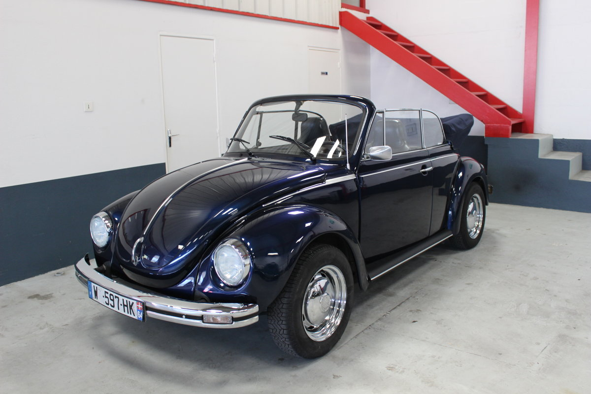 1973 Beetle convertible 1303 Karmann For Sale (picture 1 of 6)