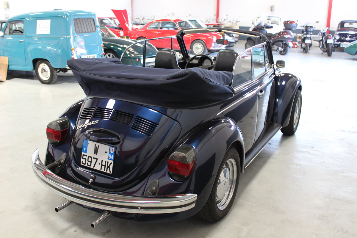 1973 Beetle convertible 1303 Karmann For Sale (picture 2 of 6)