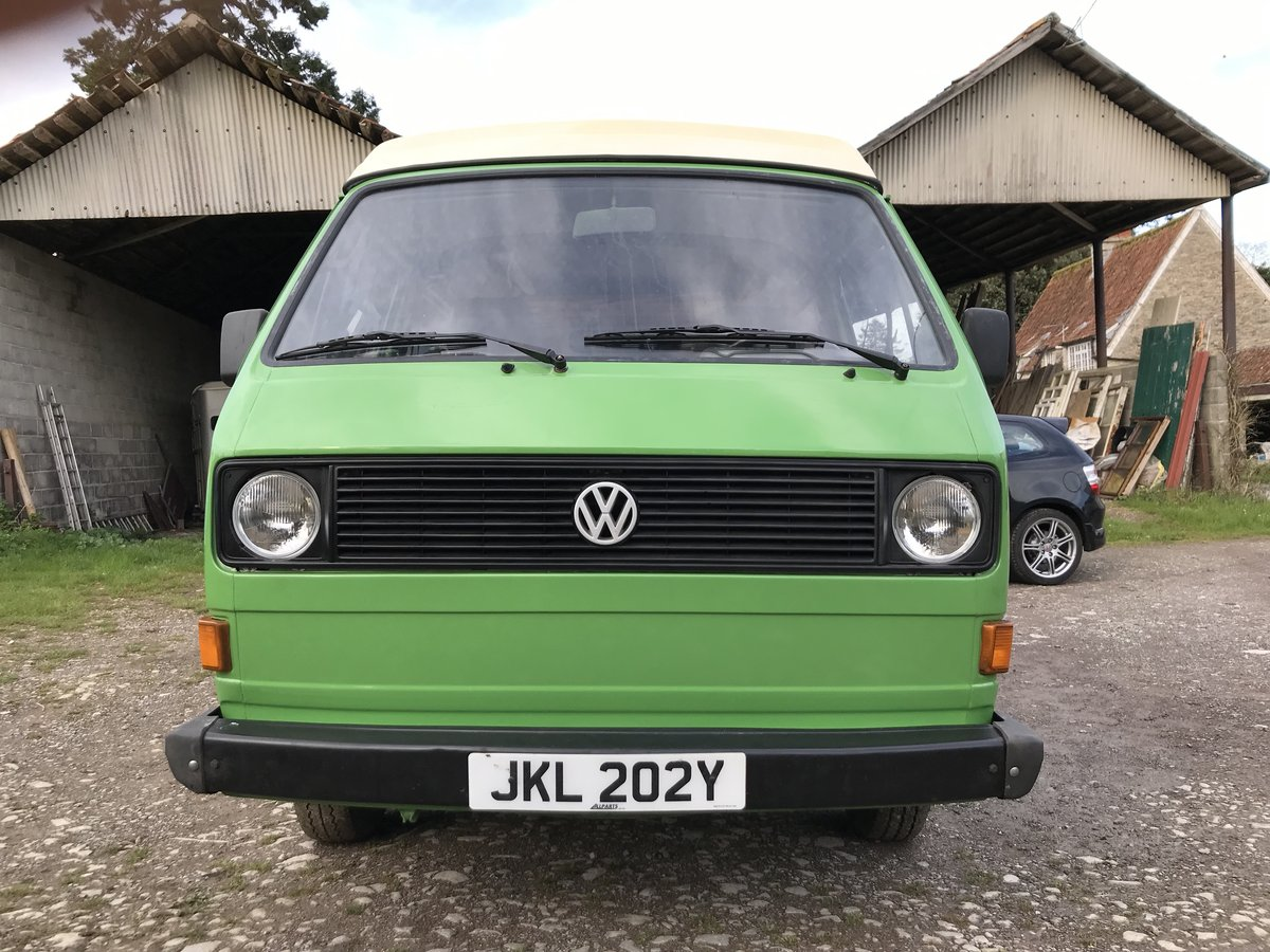 1983 VW Type 25 Campervan Westfalia For Sale (picture 4 of 6)