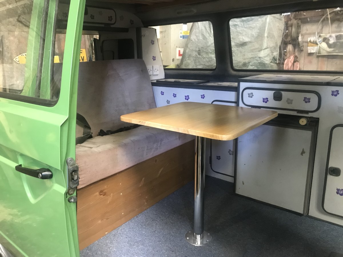 1983 VW Type 25 Campervan Westfalia For Sale (picture 5 of 6)