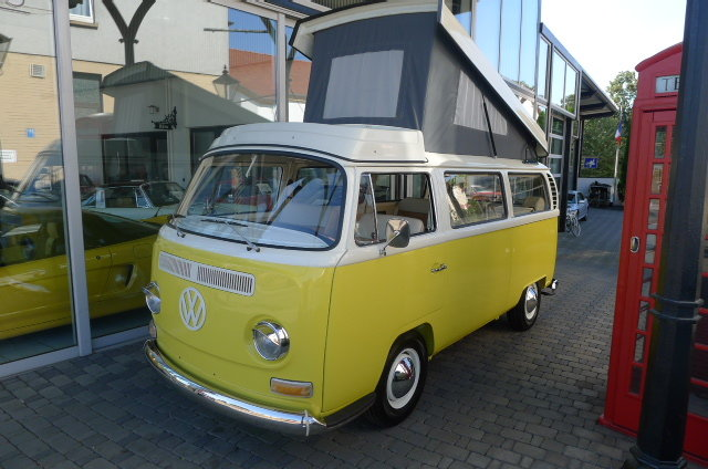 1968 Volkswagen T2 Westfalia Custom mit H-Zulassung For Sale (picture 2 of 6)