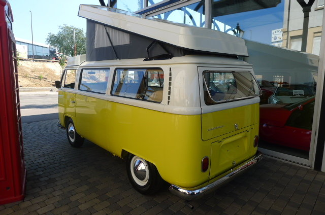 1968 Volkswagen T2 Westfalia Custom mit H-Zulassung For Sale (picture 3 of 6)