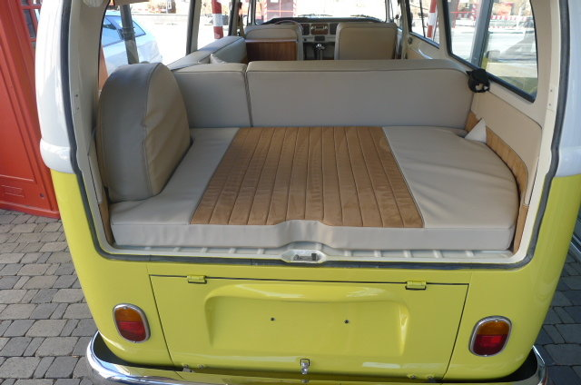 1968 Volkswagen T2 Westfalia Custom mit H-Zulassung For Sale (picture 5 of 6)