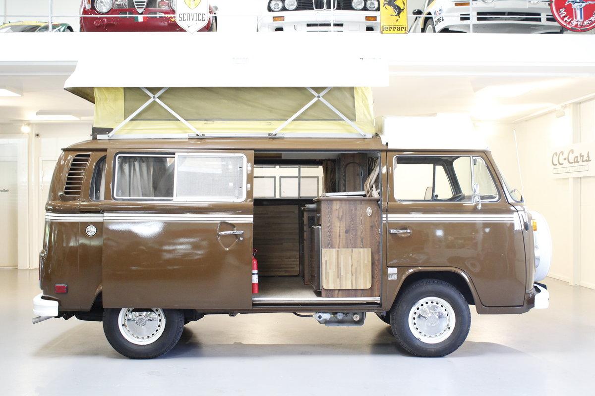 1979 Volkswagen T2 2,0 Camper van For Sale (picture 2 of 6)
